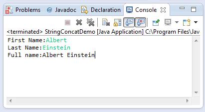 concat method example