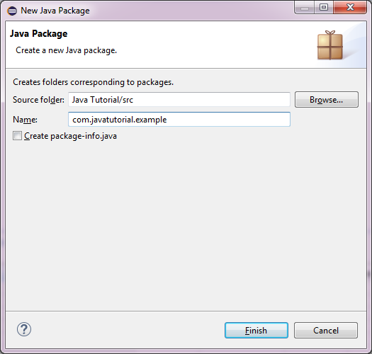 java package screen input