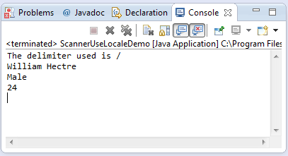 java scanner useLocale(locale) method example