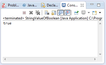 java string indexOf-boolean method example
